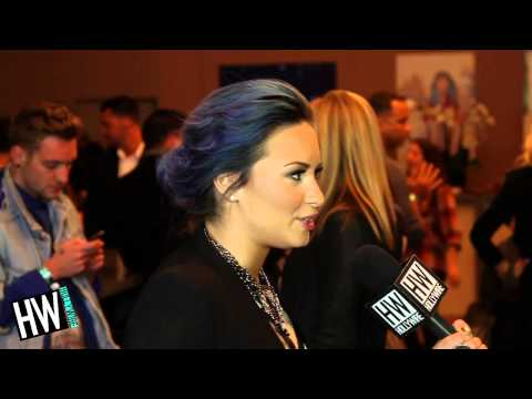 Demi Lovato Talks Hating Her X Factor Performance & 'Neon Lights' Tour!