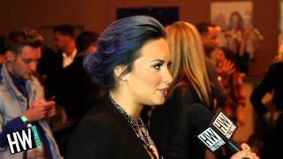 Demi Lovato Talks Hating Her X Factor Performance &