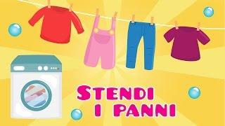 Stendi i Panni  | Canzoncine e Filastrocche per Bambini by Music For Happy Kids