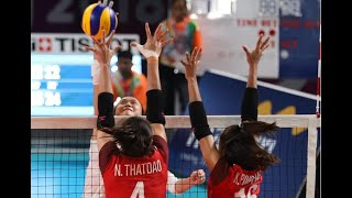 ASIAN GAMES: Pinay volleybelles face another tough squad in Japan