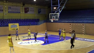 Young Angels Košice - BK Klokani Ivanka pri Dunaji