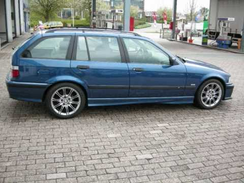 bmw 318i touring e36 m3 uitvoering 1999 ede auto 39 s youtube. Black Bedroom Furniture Sets. Home Design Ideas