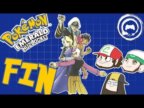 Pokemon Emerald NUZLOCKE FINALE | TFS Plays