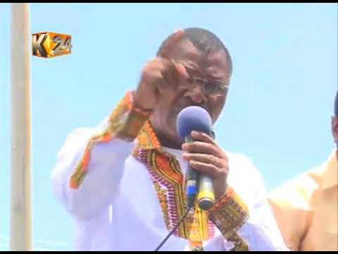 Wetangula : I will ensure Raila learns a tough lesson