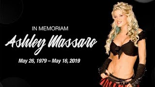 In Loving Memory of Ashley Massaro