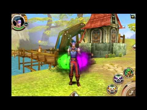 Order & Chaos Online - Le MMORPG Pour Tablettes Android & IPad