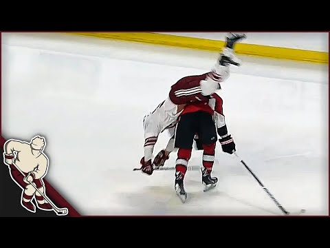 NHL: Hip Checks