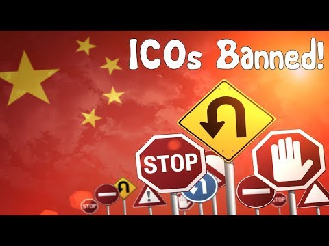 China Bans ICOs, Cryptocurrencies Plunge - CryptoWeekly