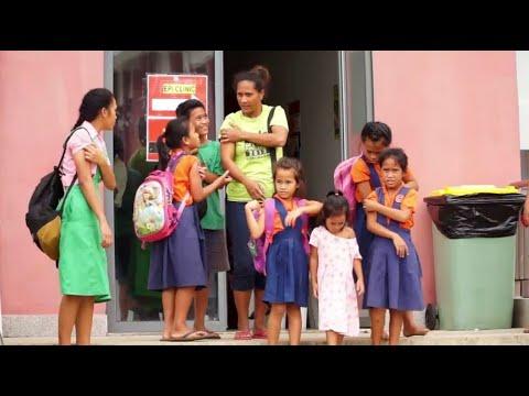 Growing measles outbreak in Samoa