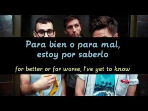Be Calm - FUN Traducida Al Español