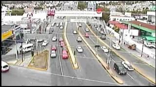 1 muerto, lesionados y carros destrozados en Persecución de Torton en Pachuca Hidalgo