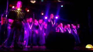 Stefano Costantini @ Quelli Che Non Solo Gospel -(  Think) 26- 12-2013 Tolentino Teatro Don Bosco