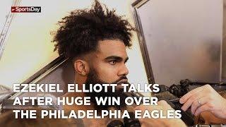 ezekiel-elliott-talks-after-huge-win-over-the-philadelphia-eagles