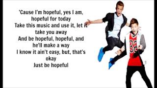 Bars and melody - Hopeful LYRICS