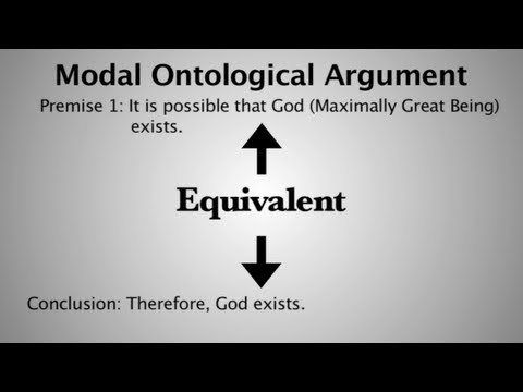 the ontological argument Free ontological argument papers, essays, and research papers.