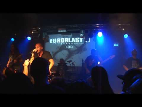 Uneven Structure - Awaken, Frost, Hail Live @ Euroblast 2012 (high sound quality)