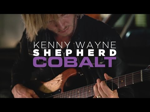 Ernie Ball Cobalt Strings: Kenny Wayne Shepherd