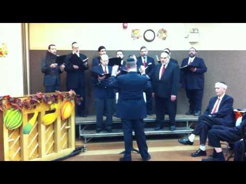 Choir Of KAJ Sings U'vnucho Yomar