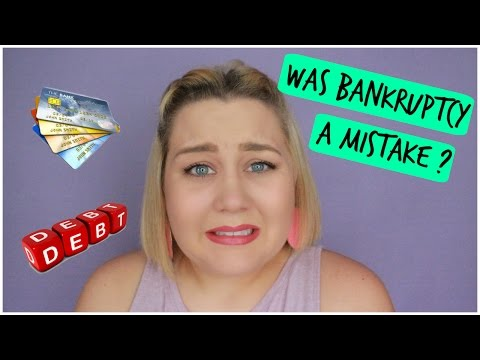 Filing Bankruptcy In My 20s | Do I Regret It? | Shannon Jime