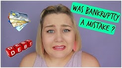 Filing Bankruptcy In My 20s | Do I Regret It? | Shannon Jimenez