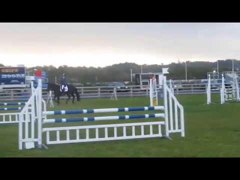 Balmoral Interschools Jumping 2014 ~ Lockstown Luvli ~ Clear 1m team