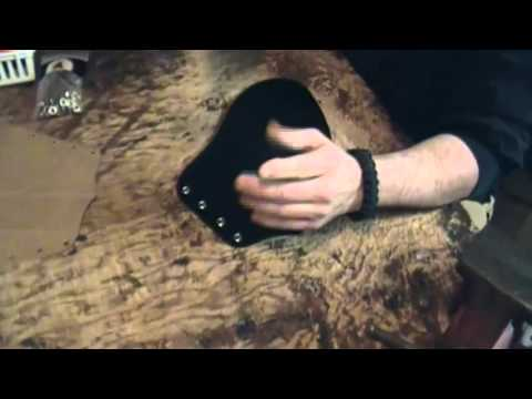 How to Harden Leather Armor with Water