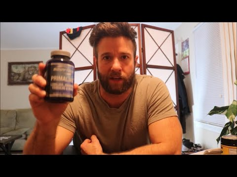 Primaljax Horny Goatweed Review