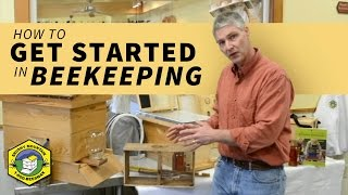 Tips for Getting Started in Beekeeping(Interested in beekeeping but just don't know where to begin? Here are some tips and tricks to help you know where to start. If you are interested in joining one of ..., 2016-02-04T19:43:30.000Z)