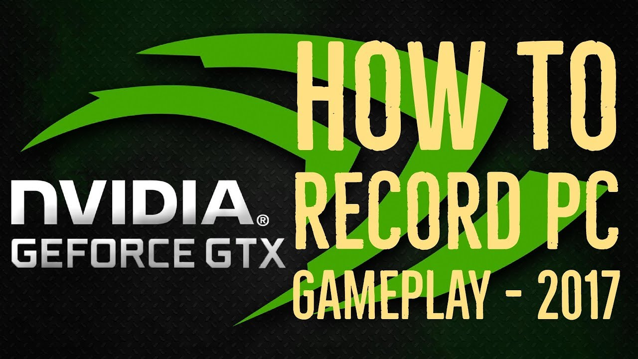 record with nvidia experience