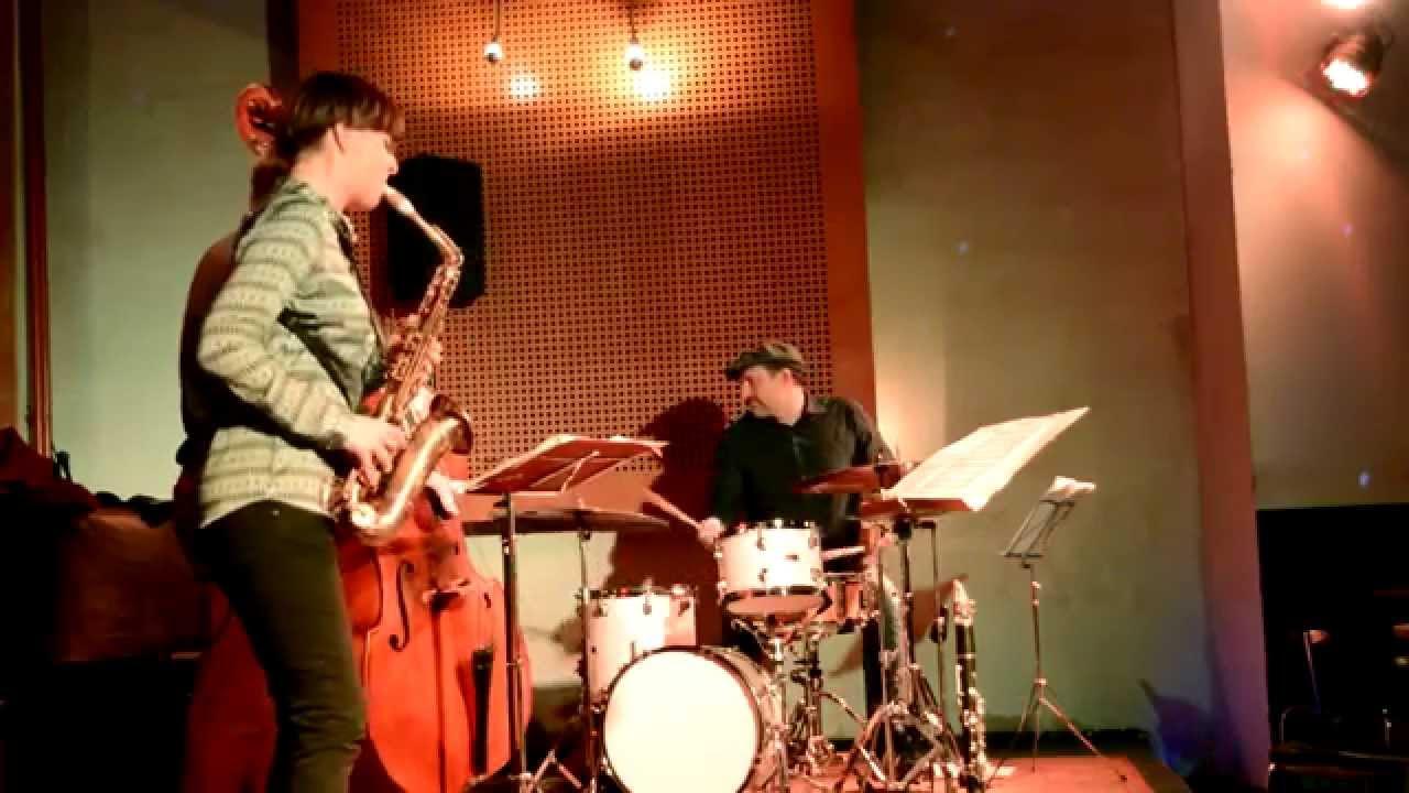 Silke Eberhard Trio B Flat Berlin Free Jazz