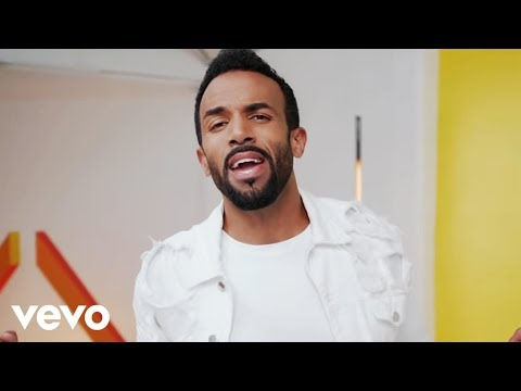 Craig David & Sigala - Ain't Giving Up (Official Video)