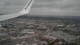 Ryanair Boeing 737-800 Onboard EI-DYK (MRS LFML Marseille Provence Airport)