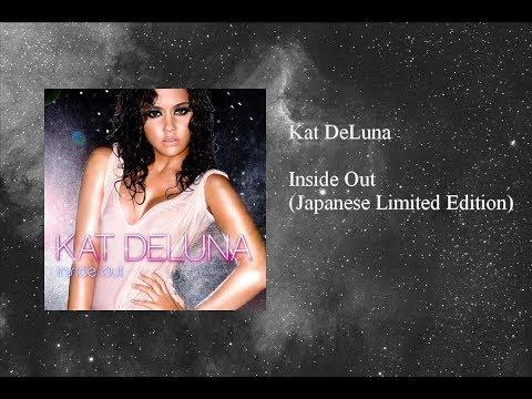 Kat DeLuna - Inside Out (Japanese Limited Edition)