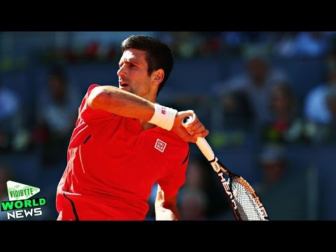 Italian Open: Novak Djokovic beats Stephane Robert