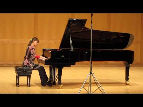 A Child's Prayer / Transcription for Solo Piano by Dr. Vera Oussetskaia-Watanabe
