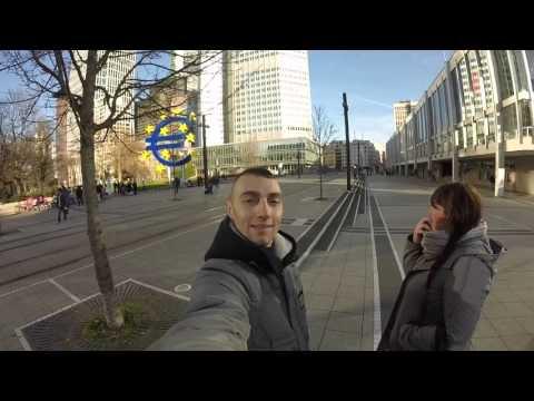 Andrea & Mimmy - Germany 2015 - Frankfurt am main (Christmas Holiday) HD Gopro