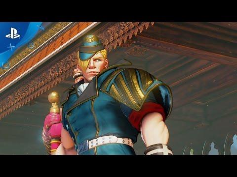 Street Fighter V - Ed Trailer | PS4