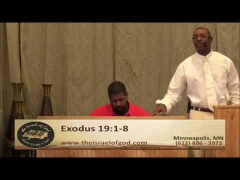 "IOG Minneapolis- ""Jesus, the God of Covenants"""