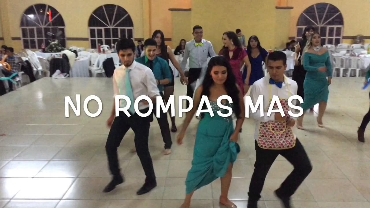 Como Bailar El Payaso De Rodeo Y No Rompas Mas Youtube