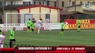 Serie D Girone D Sammaurese-Lentigione 0-1