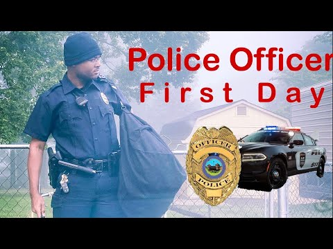 Police Officers First Day/ FTO Experience