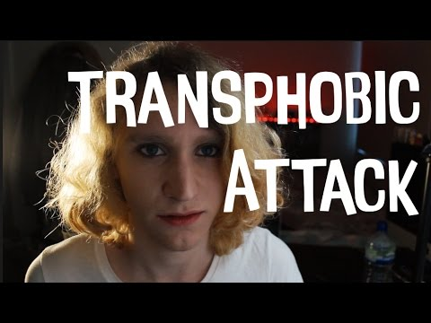 First Transphobic Attack of 2017 - Story