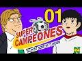 SUPERCAMPEONES SUEÑO SOBRE RUEDAS EP 01