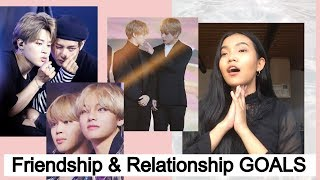 Video How Much Jimin Means To Taehyung REACTION download MP3, 3GP, MP4, WEBM, AVI, FLV Juli 2018