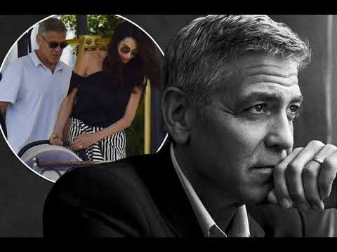 George Clooney opens up about romantic proposal to Amal and just...details of married life