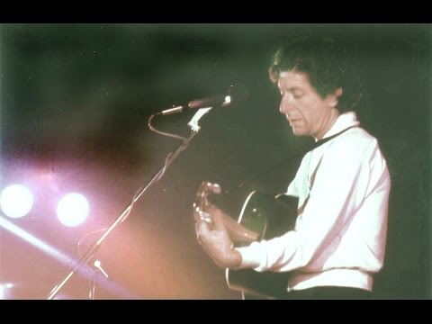 Leonard Cohen: Is This What You Wanted - Paris 1976