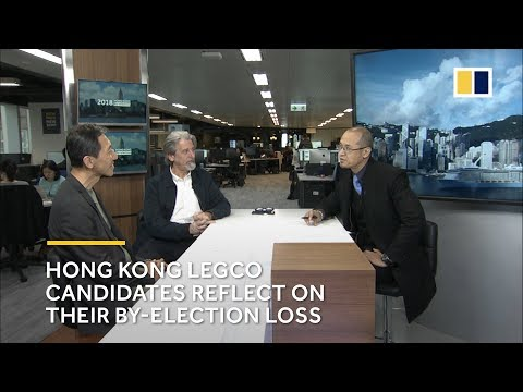 Hong Kong Legco candidates reflect on their by-election loss