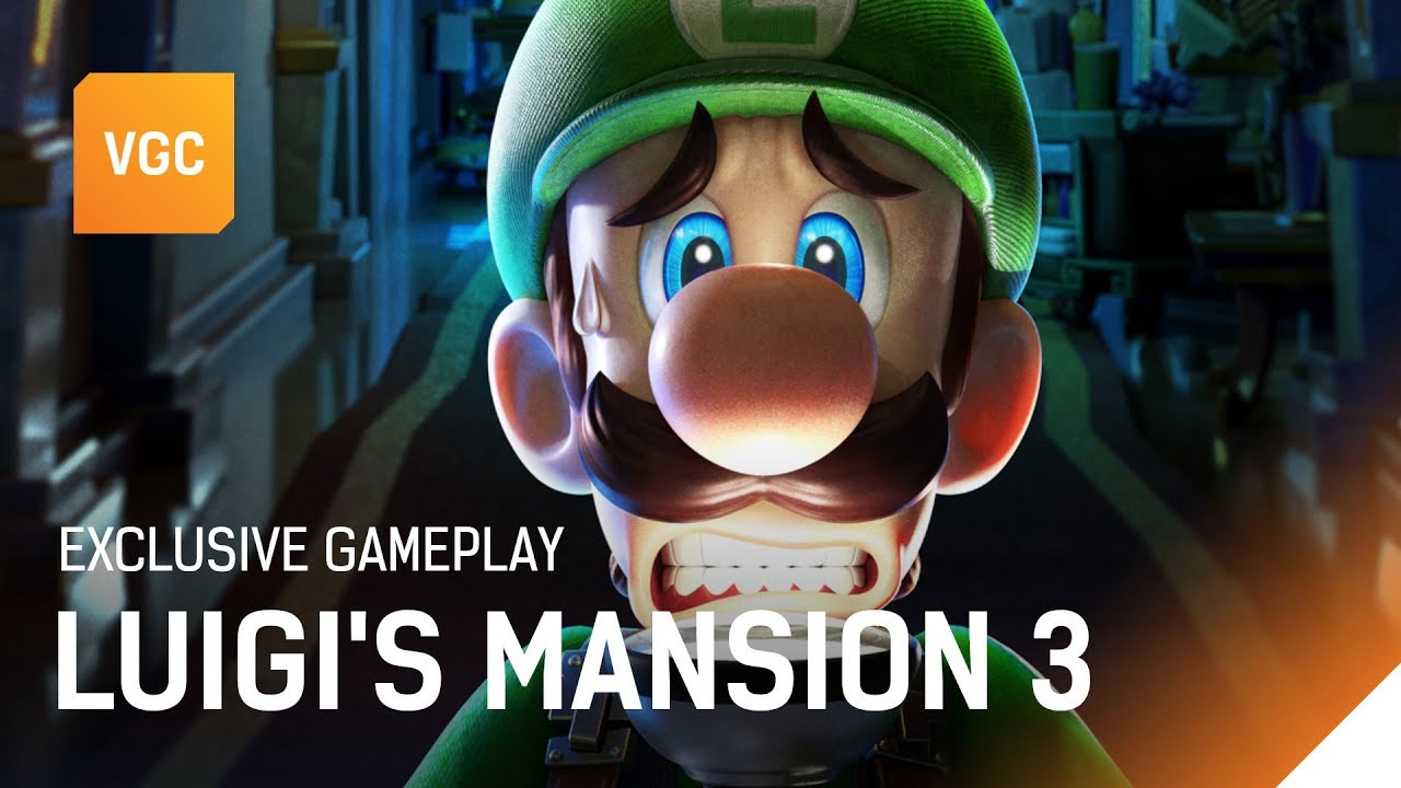 Review Luigi S Mansion 3 Is Switch S Unlikely Blockbuster