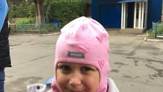 Детская шапка шлем Деми