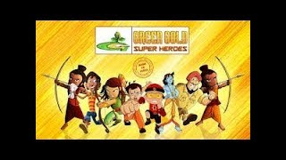 Chhota Bheem - Green Gold Super Hero